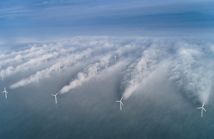 turbulentie_achter_windmolens_zee